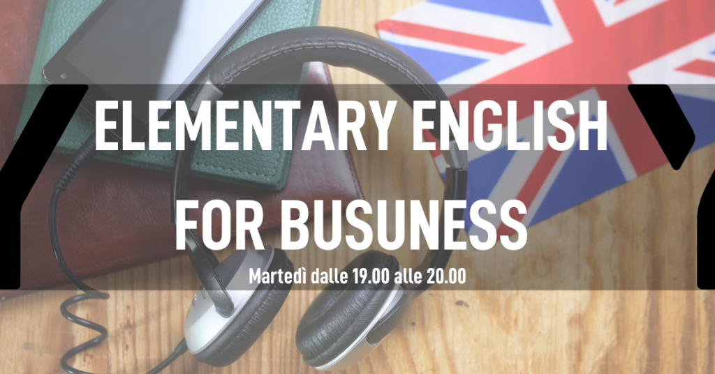 Elementary business enlish class