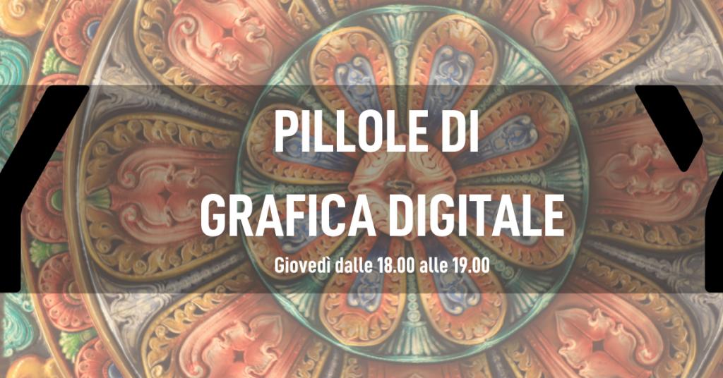 Corso di grafica digitale online