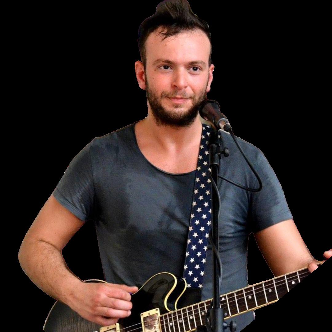 Simone Nannicini lezioni di chitarra Biassono Monza